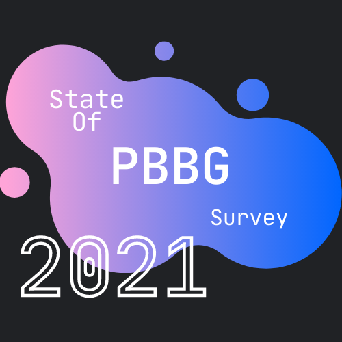 The State of PBBG 2021 Survey Results